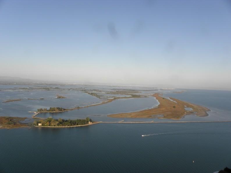 Inseln bei Grado